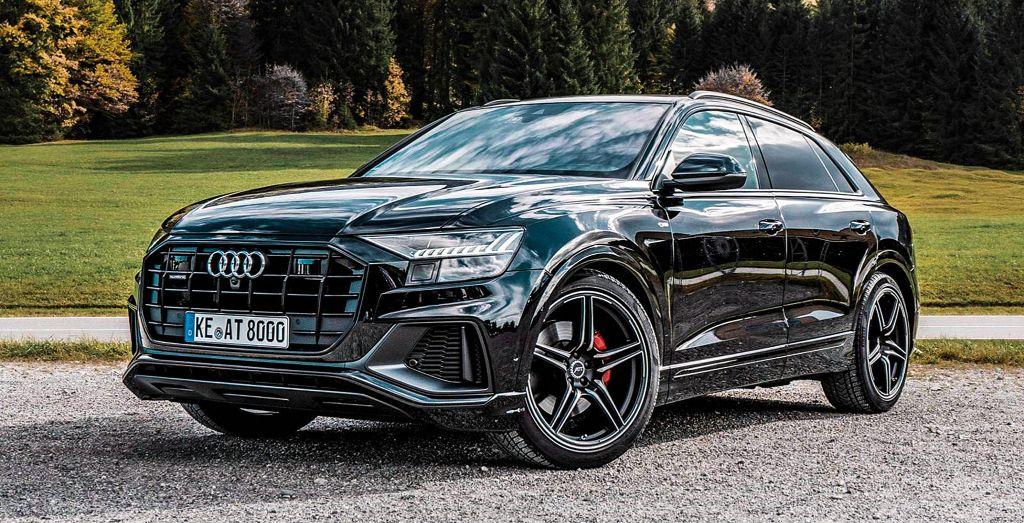 ABT Sportsline Audi Q8 - Wheels