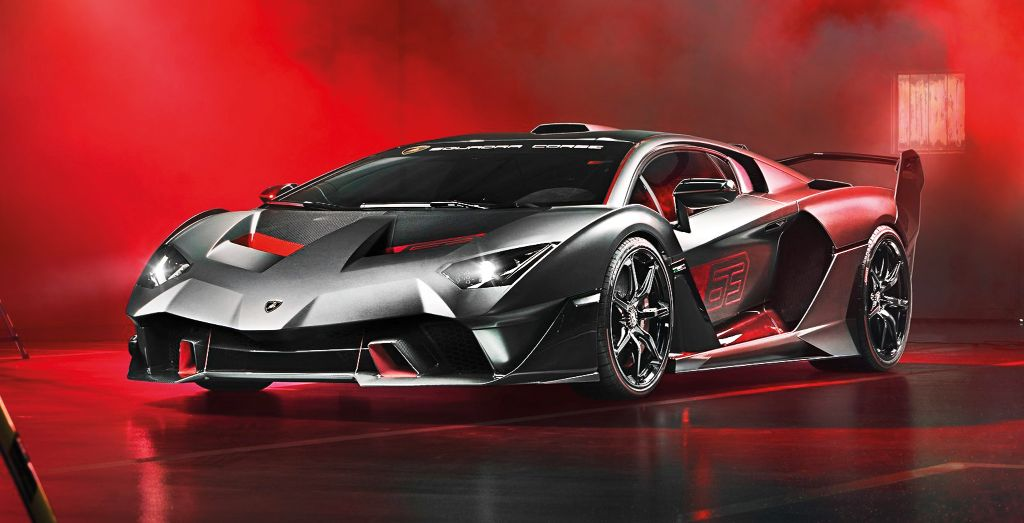 2019 Lamborghini Sc18 Alston One Of A Kind Wheels