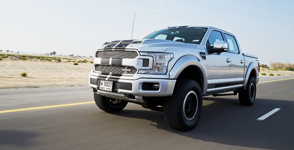 Ford Shelby Truck >> 2018 Ford F 150 Shelby The Incredible Truck Wheels