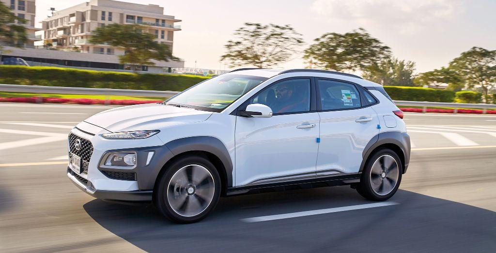 2019 Hyundai Kona Driven In The Uae Wheels