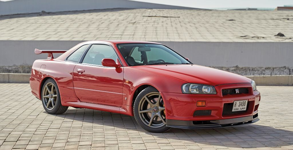 Anil Mistry's 2000 Nissan Skyline R34 GT-R V-Spec - Wheels