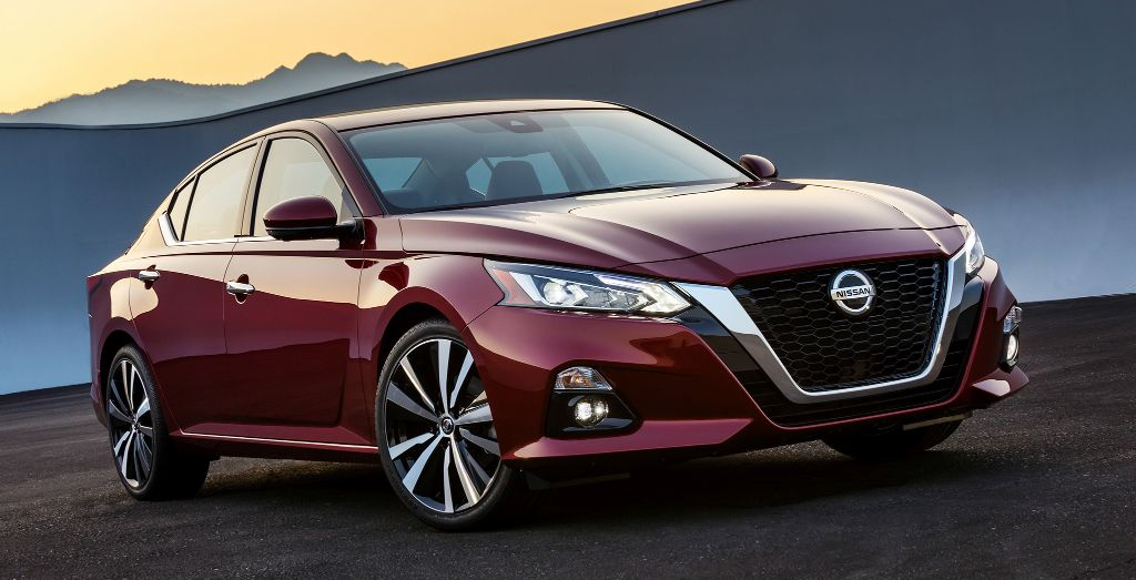 all new 2019 nissan altima launched in the middle east wheels