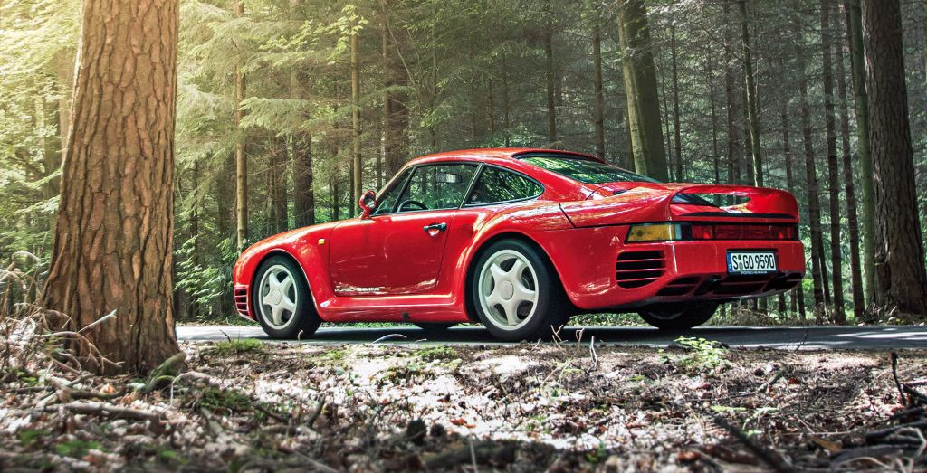 Porsche 959 Story Of A Supercar Wheels