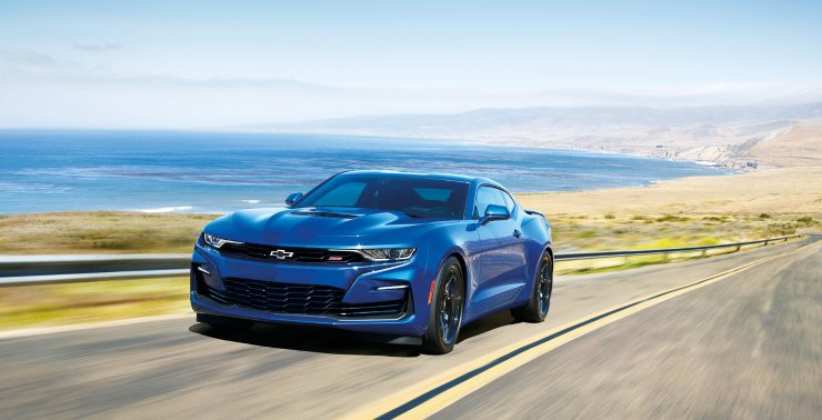 2020 Chevrolet Camaro New Update Fixes That Awful Nose Wheels