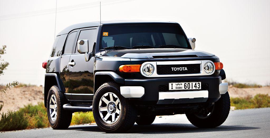 Reju Josephs Toyota FJ Cruiser Wheels - 2006 fj cruiser