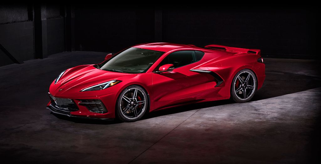 Chevrolet Reinvents The Corvette With Mid Engined 2020 C8 Stingray