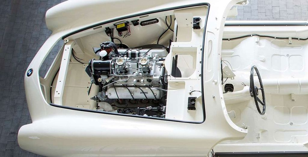 Supplied Engine Bay Looks Clean Enough To Eat Your Dinner From4 5
