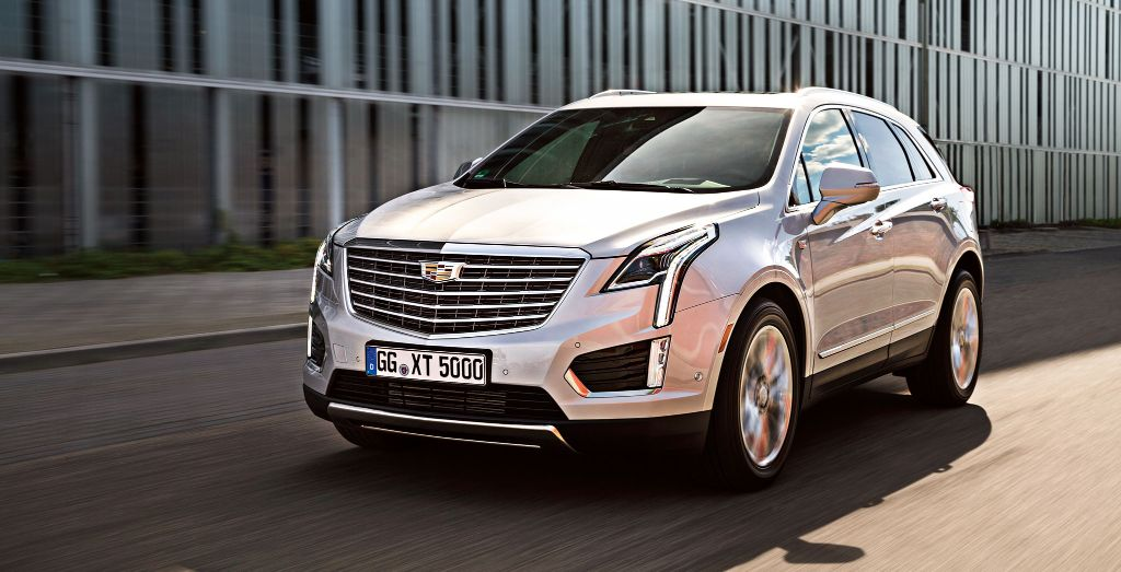 Cadillac XT5 review - Wheels