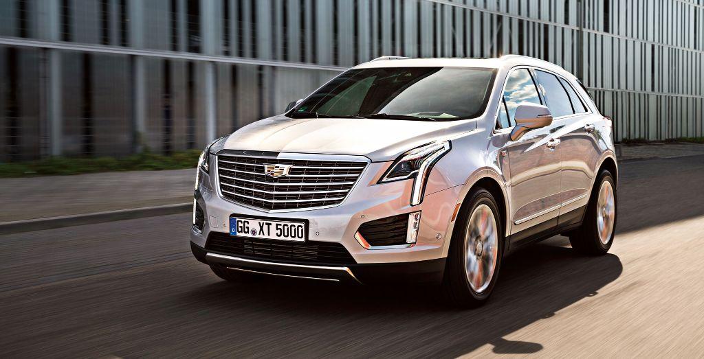 Cadillac XT5 review - Wheels