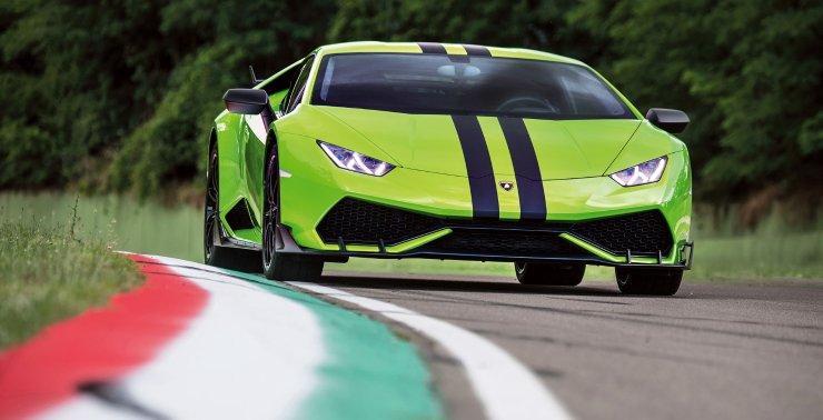 Lamborghini Huracan Kit Wheels