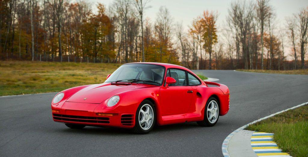 1987 Porsche 959 To Go Under The Hammer Wheels