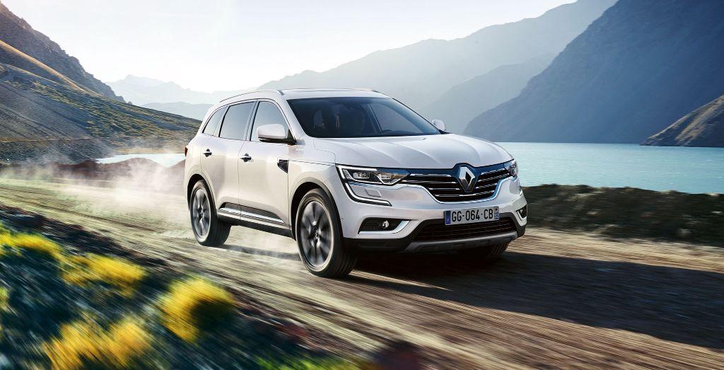 2016 Renault Koleos Review Wheels