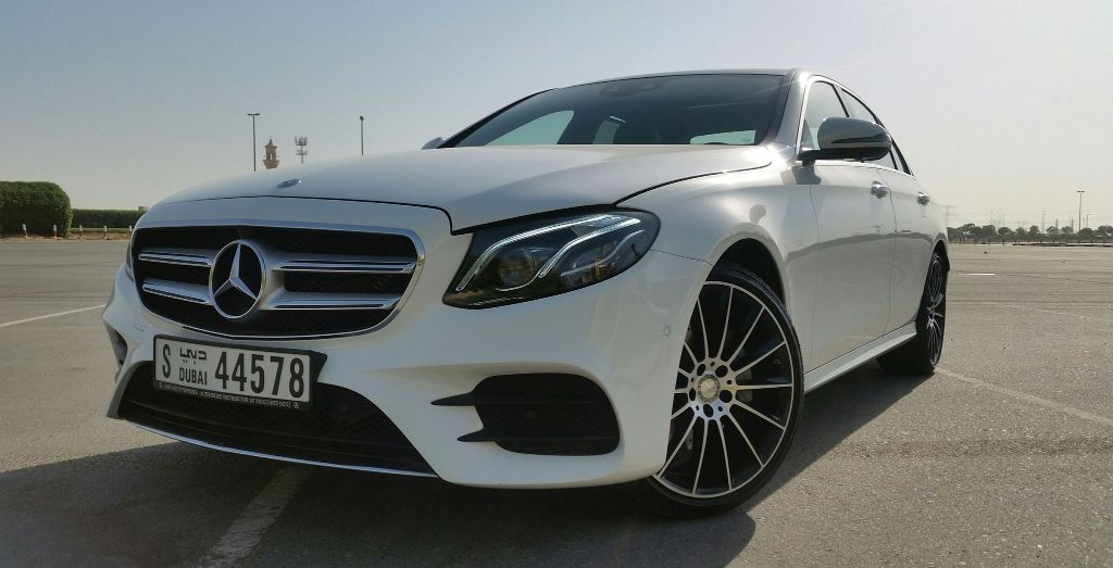 Teching It To The Limit 2017 Mercedes Benz E Class Wheels