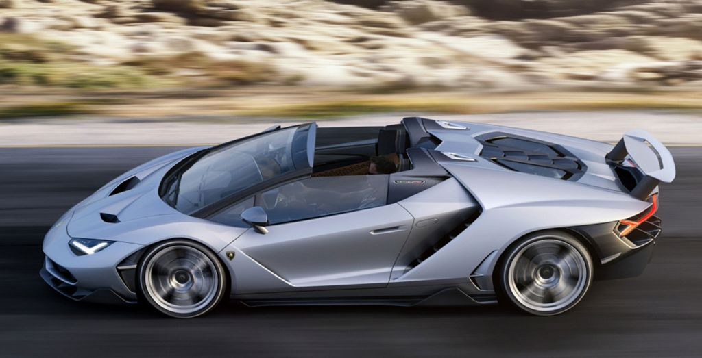 Want The Lamborghini Centenario Roadster Too Late Wheels