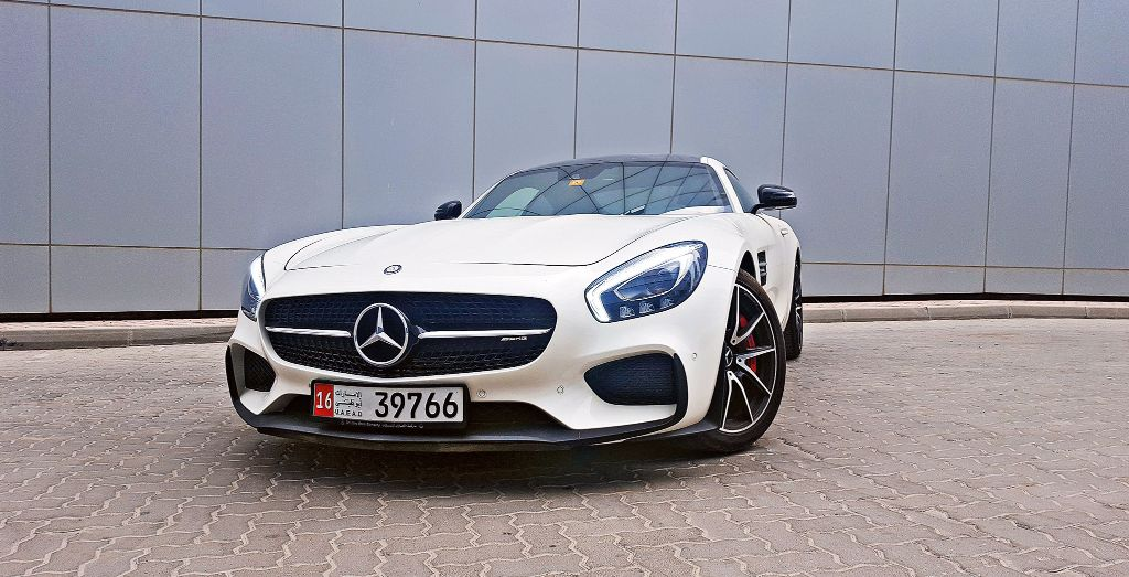 modell amg gts